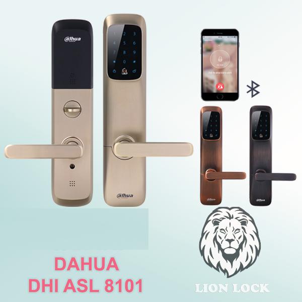 KHÓA CỬA ĐIỆN TỬ DAHUA-DHI-ASL-8101
