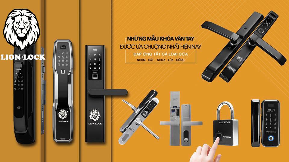 Ưu điểm của khóa cửa thông minh vân tay kinh nghiệm mua khóa cửa thông minh