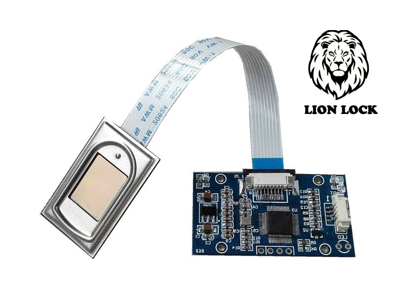 Ứng Dụng công nghệ cảm biến điện dung tiên tiến vào khóa cửa Lion Lock