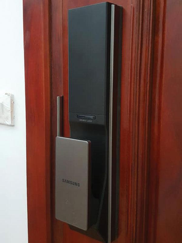Công Trình Lắp Đặt Thực Tế Samsung 738