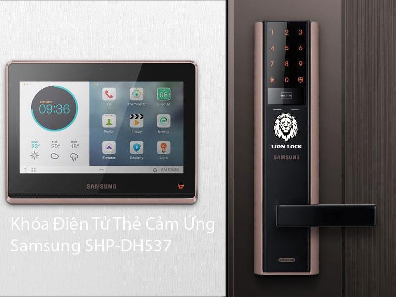 Samsung SHP-DH537