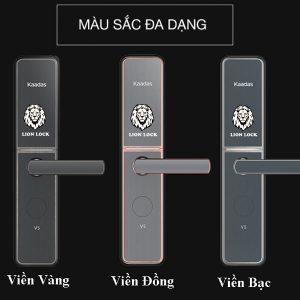 Khóa Cửa Vân Tay Kaadas V5