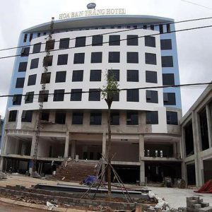 Lắp Khóa Thẻ Từ Khách Sạn Hoa Ban Trắng Lạng Sơn