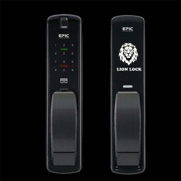 Khóa Cửa Vân Tay Tự Động EPIC EF P8800K