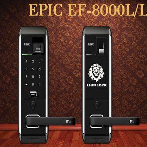 Khóa Vân Tay EPIC EF 8000L Hàn Quốc