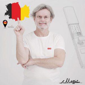 Nhà thiết kế khóa cửa IBC Đức dòng khóa tốt bán chạy nhất hiện nay