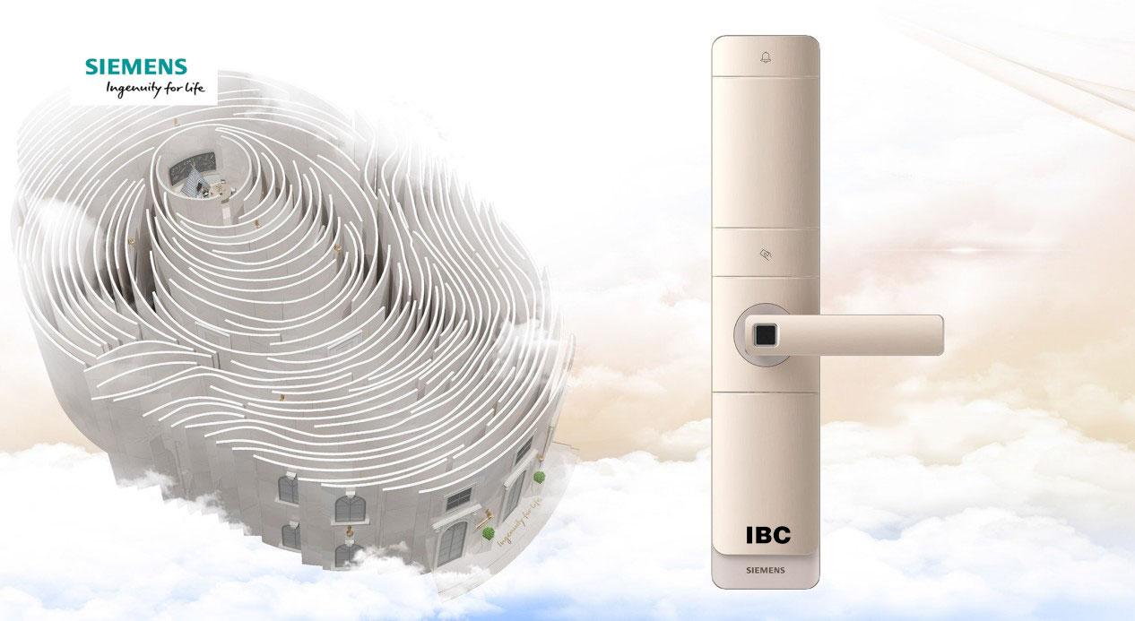 thiết kế công nghệ vân tay BIO của IBC