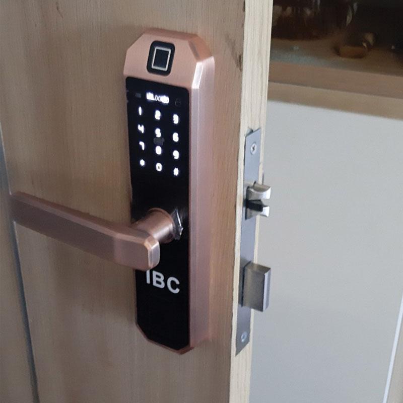 Phân loại khóa cửa điện tử thông minh