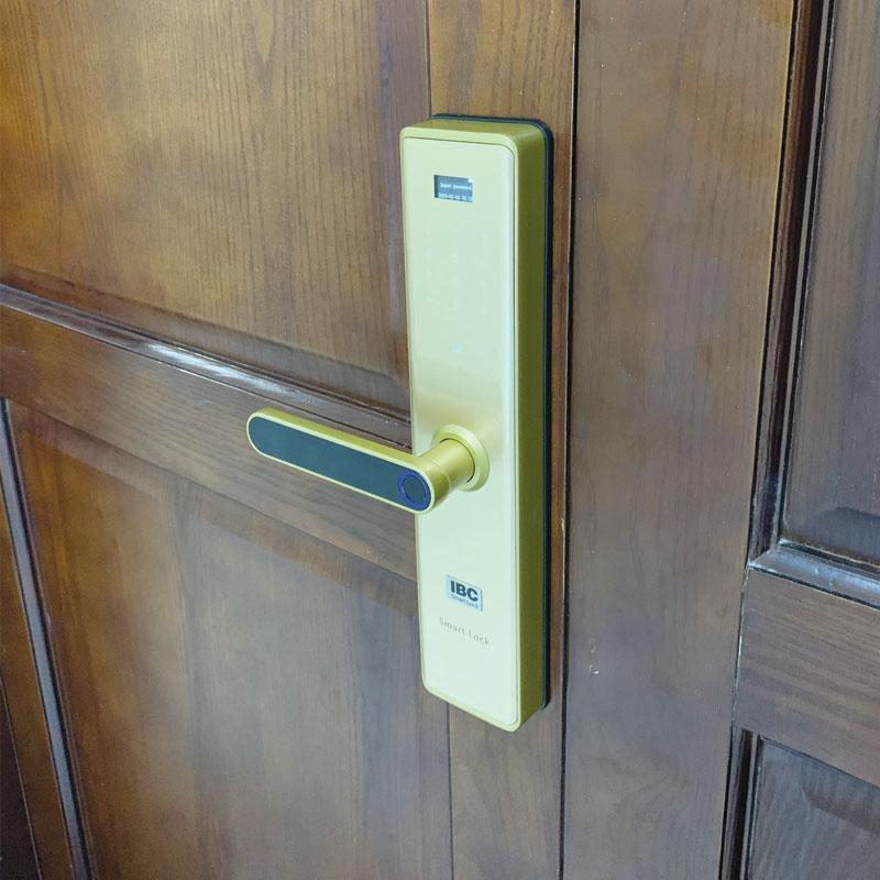 Smart door lockSmart door lock