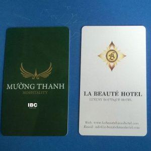 Thẻ Từ Khách Sạn Giá Rẻ