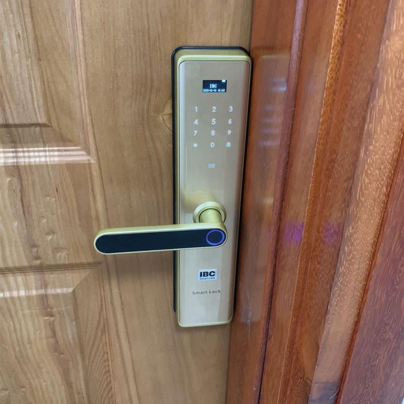 Khóa Điện Tử Đức IBC Smart Lock