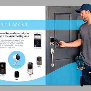 lắp khóa vân tay thông minh điện tử ở hải phòng