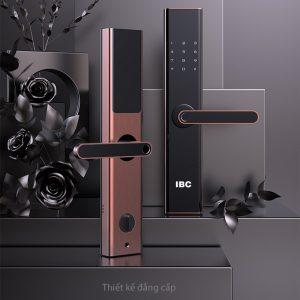 khóa điện tử IBC A6