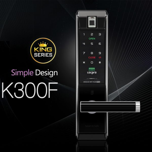 thông số sản phẩm khóa k300f