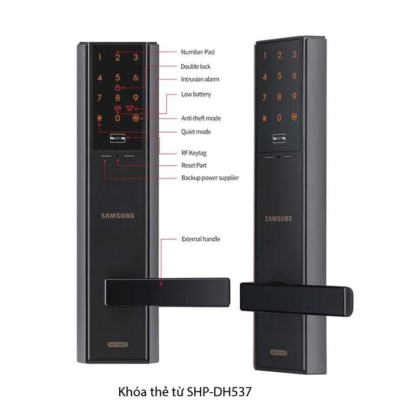Khóa thẻ từ SHP-DH537