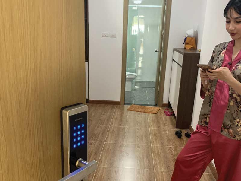 Dịch Vụ Sửa Khóa Điện Tử Tại Nhà