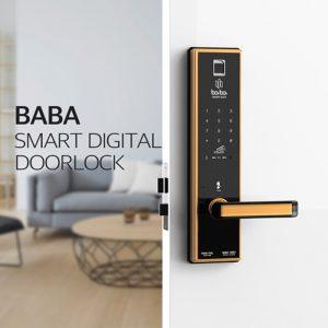 Khóa Vân Tay Babalock BABA-8301