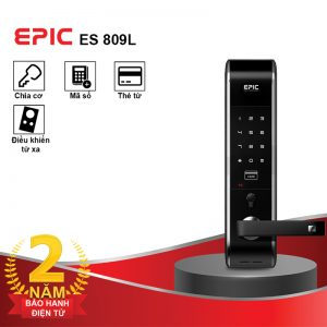khóa Thẻ Từ Epic ES 809L