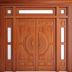 cửa gỗ