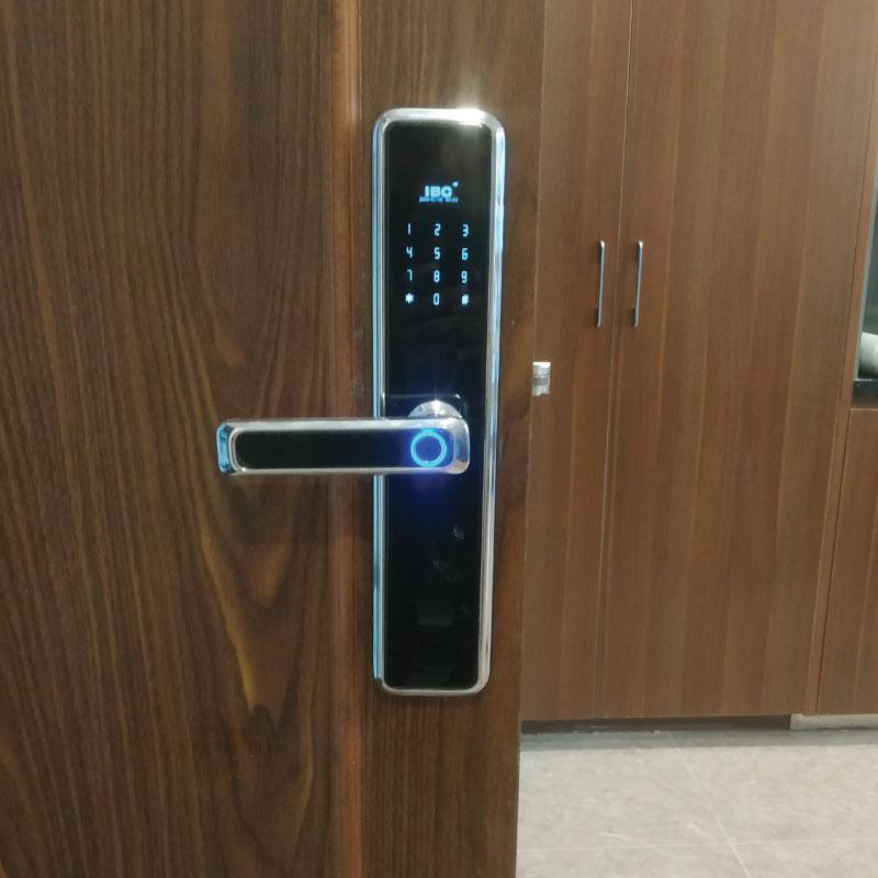 lắp đặt khóa điện tử IBC X10Pro